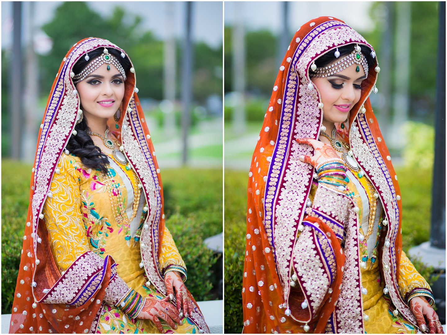 Stani Wedding Photographer Shazeen Bilal S Mehendi Sneaks Luxury Indian