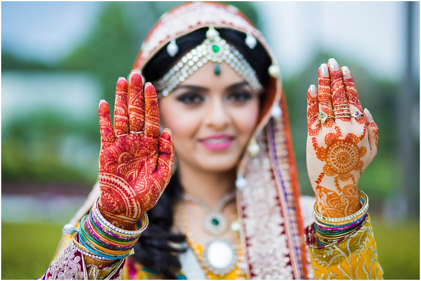 Pakistani Wedding Photographer | Shazeen & Bilal's Mehendi ...