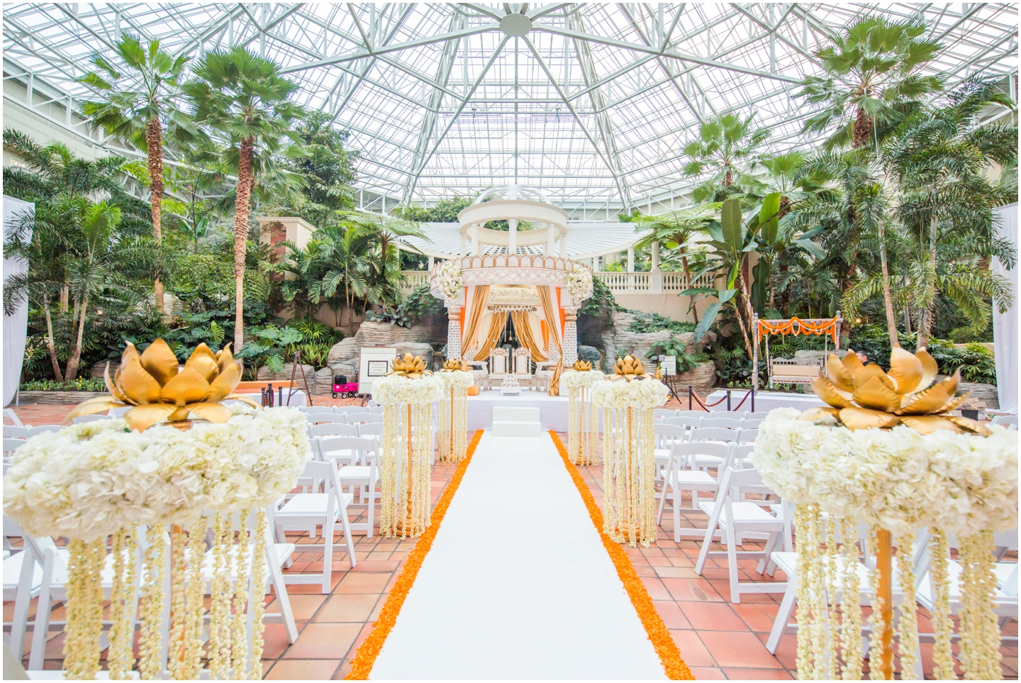 Orlando wedding photographer archives amita photography gaylord palms indian wedding decor junglespirit Gallery